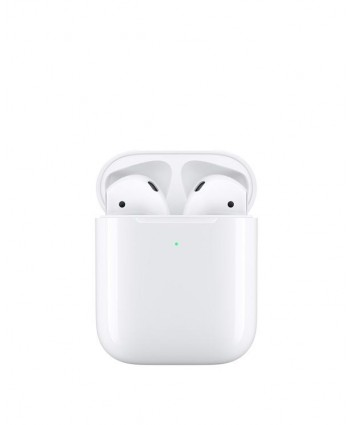 Apple AirPods with Wireless Charging Case (2nd Gen)