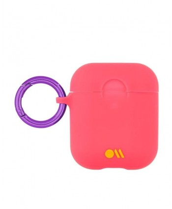 Case-Mate Soft Case for AirPods (Living Coral Light Pink)