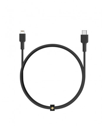 Aukey CB-CL1 Braided Nylon USB-C to Lightning Cable (1.2m)