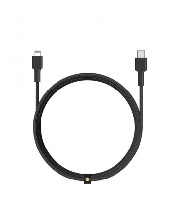 Aukey CB-CL1 Braided Nylon USB-C to Lightning Cable (2.0m)