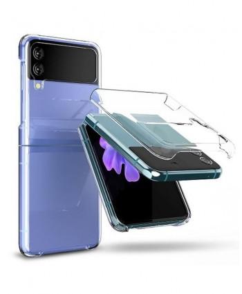 Goospery Galaxy Z Flip 3 Case Clear Case