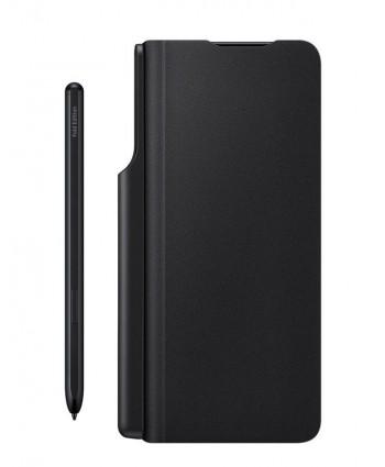 Samsung Galaxy Z Fold 3 Case Flip Cover with Pen