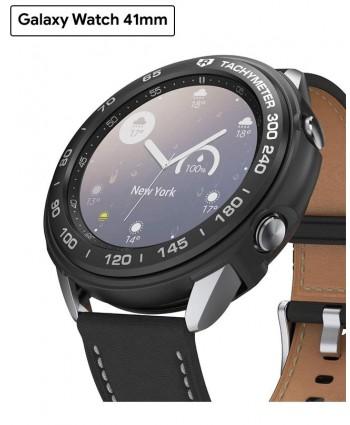 Ringke Air Sports Black + Bezel Styling Combo for Galaxy Watch 3 41mm
