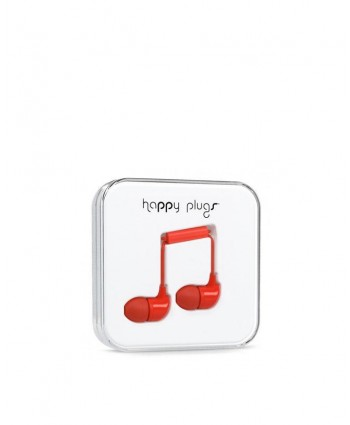 Happy Plugs In-Ear (Red)