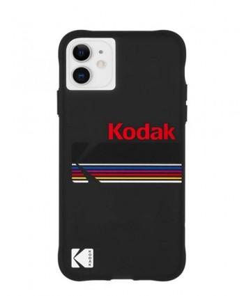Case-Mate Kodak Case for iPhone 11 (Matte Black Logo)