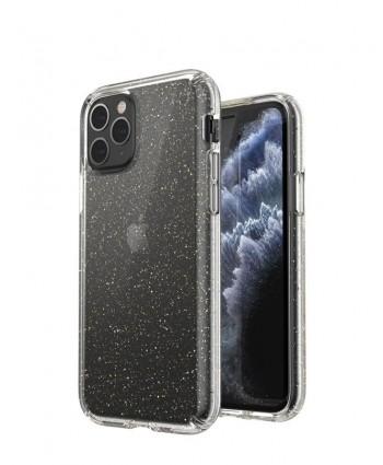 Speck Presidio Clear + Glitter iPhone 11 Pro case