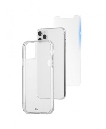 Case-Mate Protection Pack for iPhone 11 Pro (Clear)