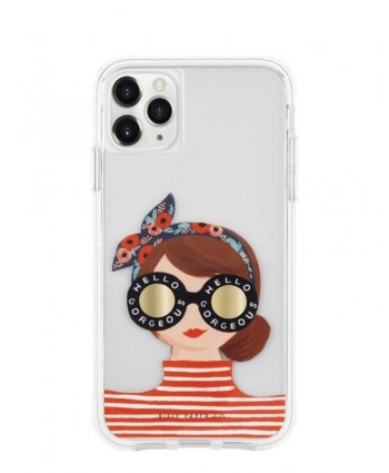 Case-Mate Rifle Paper Co. Case for iPhone 11 Pro (Gorgeous Girl)
