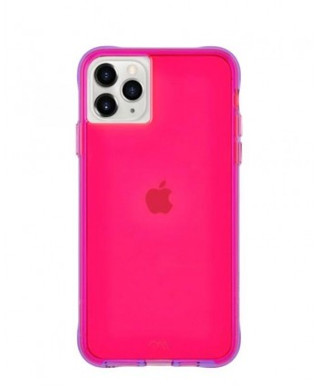 Case-Mate Tough Neon Case for iPhone 11 Pro (Pink Neon)