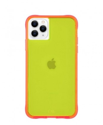 Case-Mate Tough Neon Case for iPhone 11 Pro (Yellow Neon)
