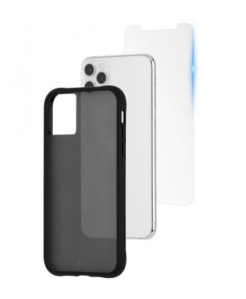 Case-Mate Protection Pack for iPhone 11 Pro Max (Smoke)
