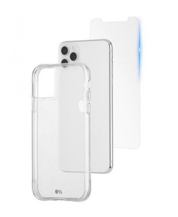 Case-Mate Protection Pack for iPhone 11 Pro Max (Clear)