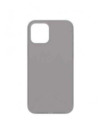 Power Support Air Jacket case for iPhone 12 / 12 Pro (Smoke Matte)