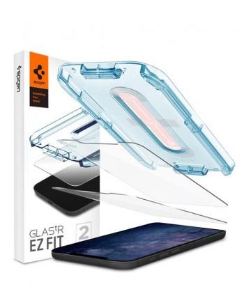 Spigen iPhone 12 Mini Glas.tR EZ Fit (2-Pack)