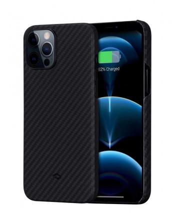 PITAKA MagEZ Case for iPhone 12 Pro (Twill)