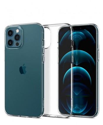 Spigen iPhone 12 Pro Max Case Liquid Crystal