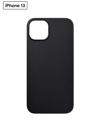 Power Support iPhone 13 case Air Jacket (Black)