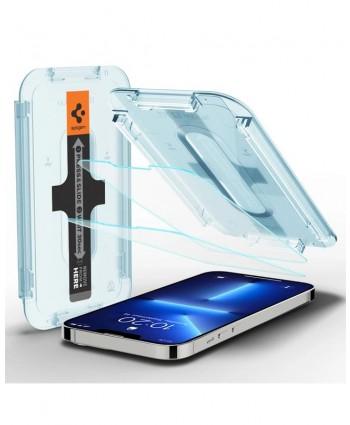 Spigen iPhone 13 Screen Protector EZ FIT GLAS.tR SLIM