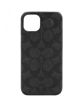 Coach iPhone 13 Case Slim Wrap (Black)