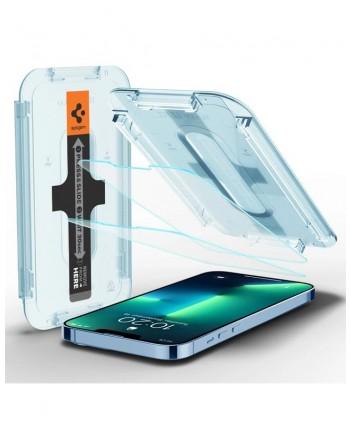 Spigen iPhone 13 Pro Max Screen Protector EZ FIT GLAS.tR SLIM