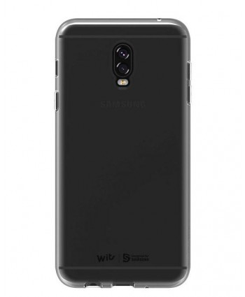 Samsung Galaxy J7+ Wits Soft Cover Clear