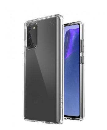 Speck Presidio Perfect-Clear Galaxy Note 20 Case