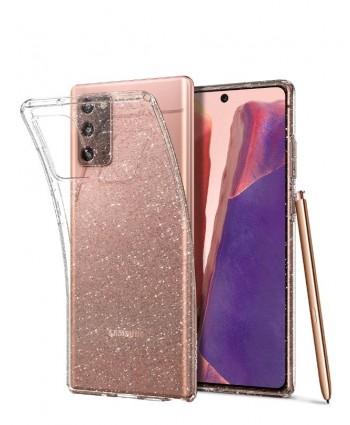 Spigen Galaxy Note 20 5G Case Liquid Crystal Glitter