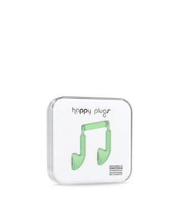 Happy Plugs Earbud (Mint)