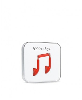 Happy Plugs Earbud (Red)