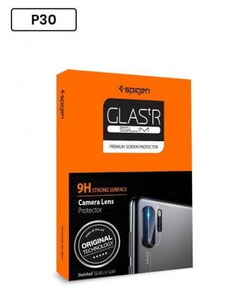 Spigen P30 GLAS.tR Slim Lens Protector