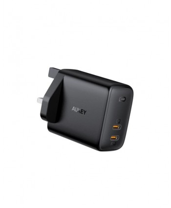 Aukey PA-B4 Omnia Duo 65W Dual-Port PD Charger with Dynamic Detect