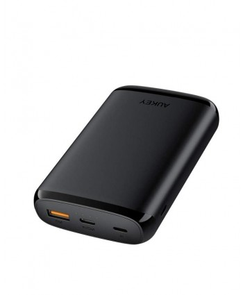 Aukey PB-Y22 Sprint Go Lightning 10000mAh Power Bank with 2-Way Power Delivery & QC3.0