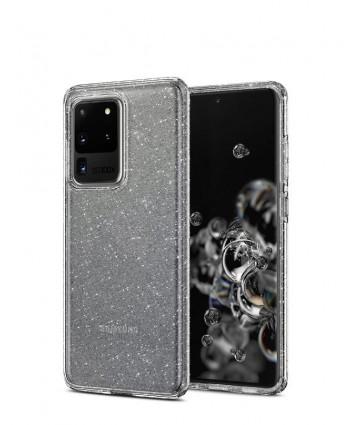 Spigen Galaxy S20 Ultra Case Liquid Crystal Glitter