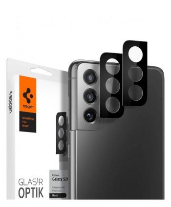 Spigen Galaxy S21 5G Optik Lens Protector 2-Pack