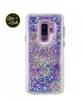 Case-Mate Waterfall Glow for Galaxy S9 Plus (Purple)