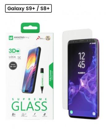 AMAZINGthing LOCA Glass for Galaxy S9+ / S8+