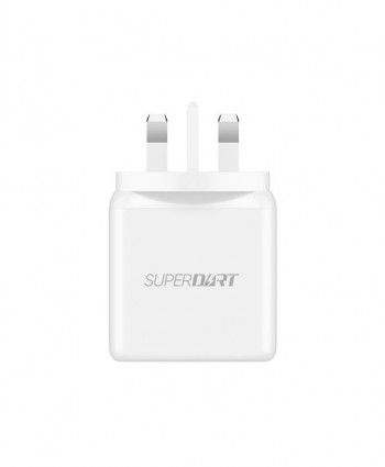 Realme 65W SuperDart Charging Adapter (UK)