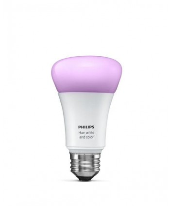 Philips Hue White and Color Ambiance Extension Bulb A19, 2nd Generation