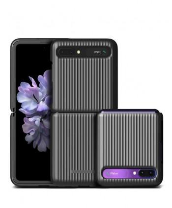 VRS Design Galaxy Z Flip Case Damda Slate