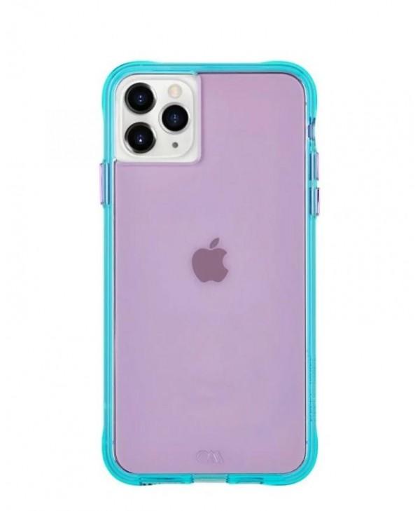 Case-Mate Tough Neon Case for iPhone 11 Pro (Purple Neon)