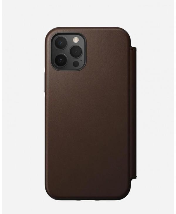Nomad Rugged Folio MagSafe for iPhone 12 / 12 Pro