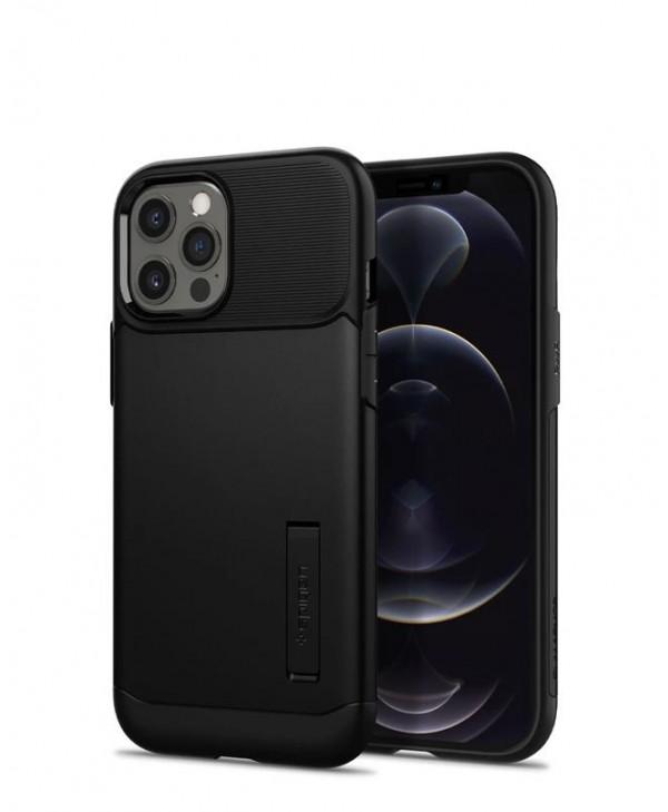 Spigen iPhone 12 Pro Max Case Slim Armor