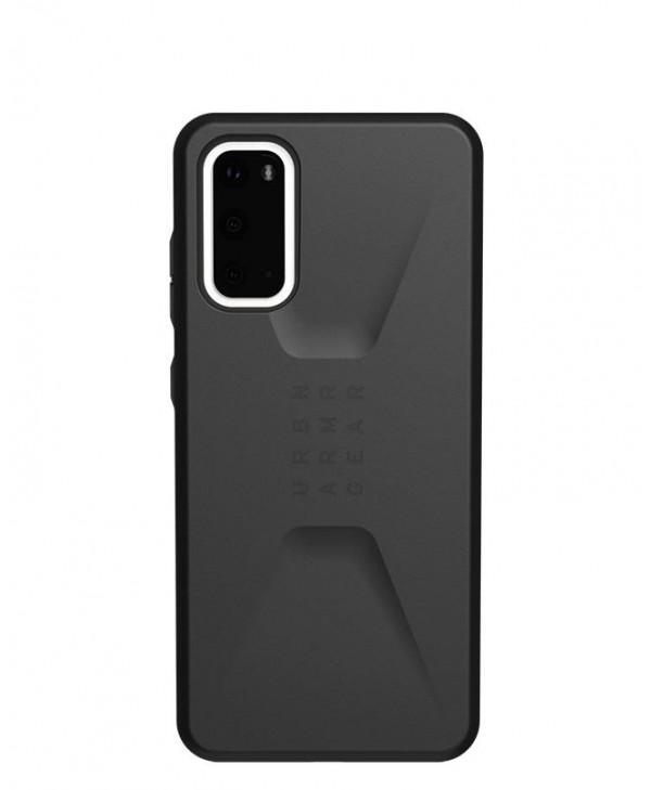 UAG Civilian Series Galaxy S20 Case