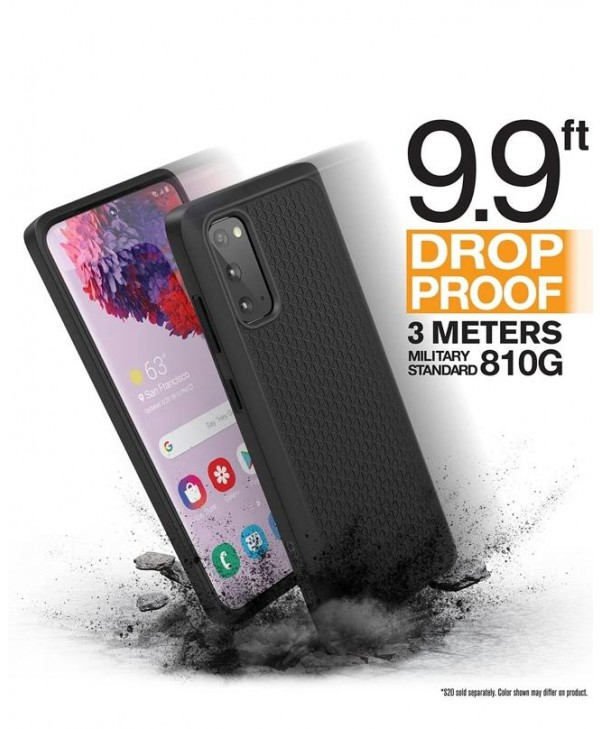 Catalyst Impact Protection Case for Galaxy S20