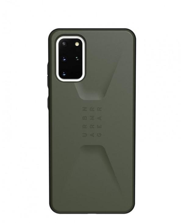 UAG Civilian Series Galaxy S20 Plus Case